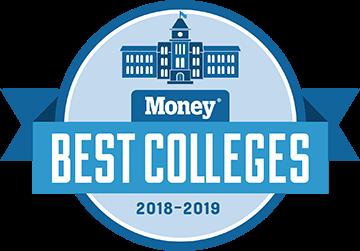 MONEY Best College Logo 2018