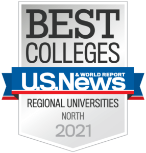 U.S. News & World Report, Best Colleges Regional Universities North 2021