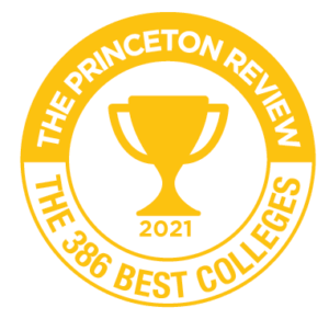The Princeton Review - The 386 Best Colleges, 2021