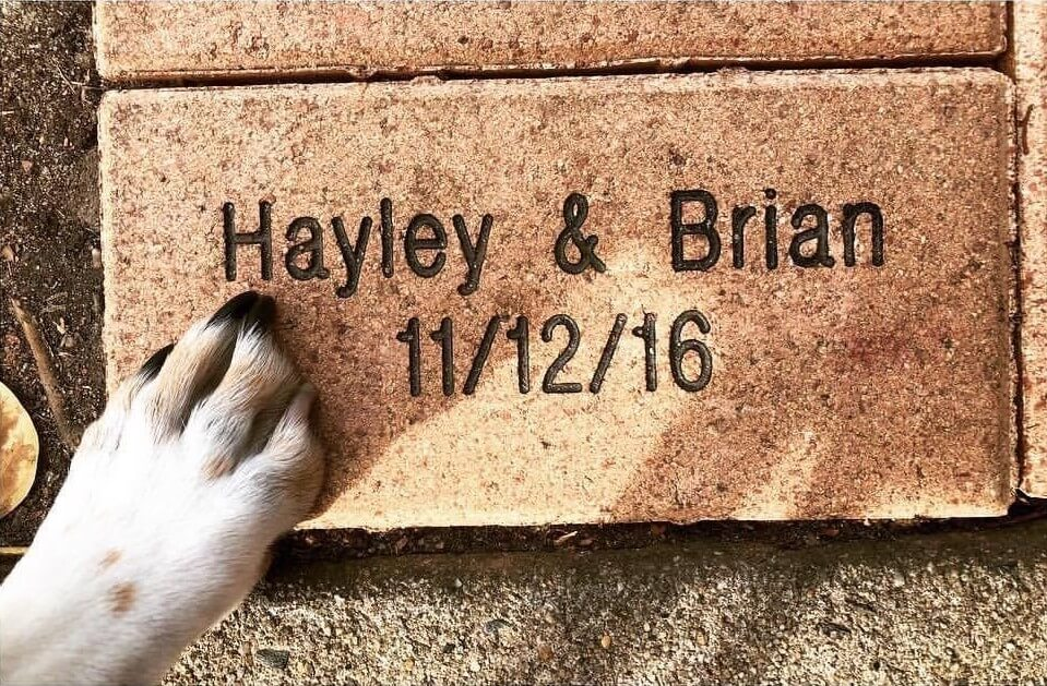 Hayley and Brian