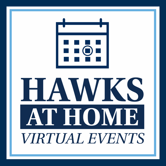 Hawks at Home Virtual Events