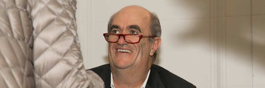 Photo: Colm Tóibín