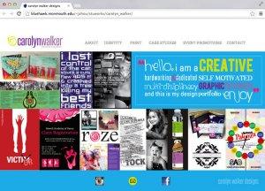 Student: Carolyn Walker – Course: Web Dynamic