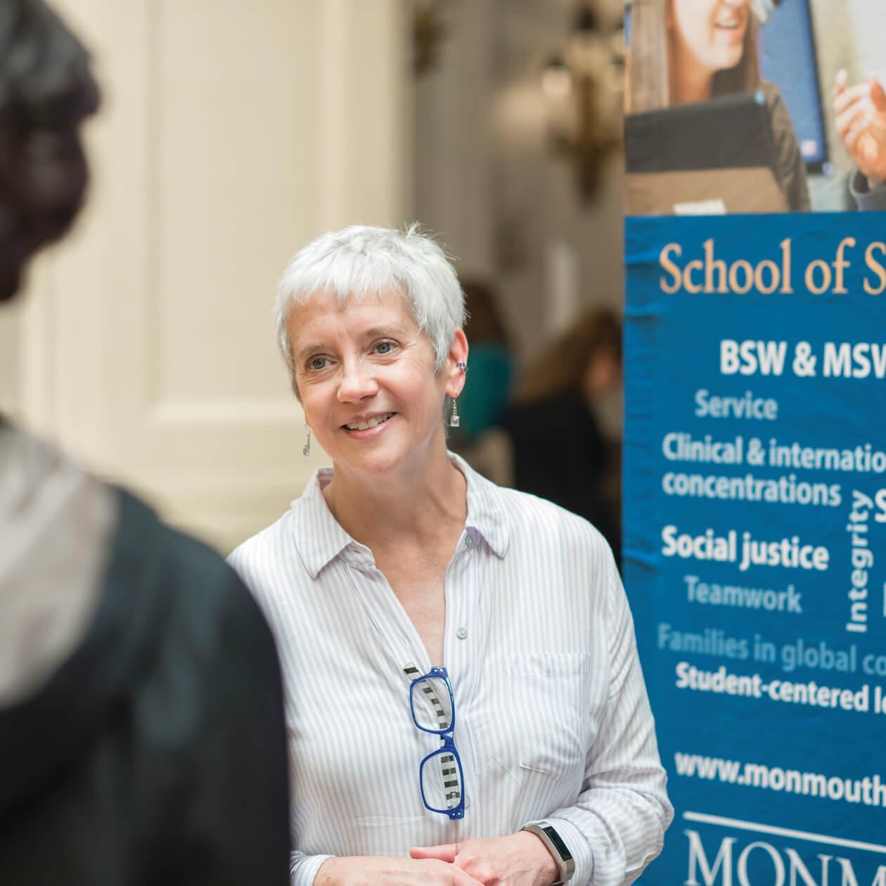 Master of Social Work (MSW) professor