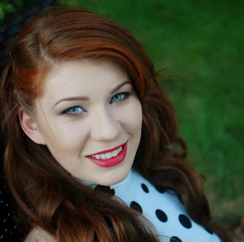 Headshot of Haley Brue