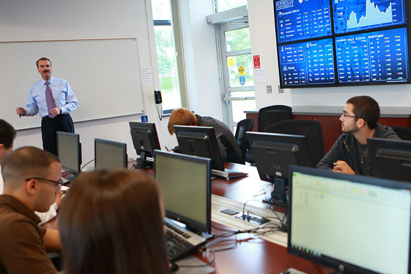 The Leon Hess Business School at Monmouth University has maintained its business accreditation by AACSB International – The Association to Advance Collegiate Schools of Business.