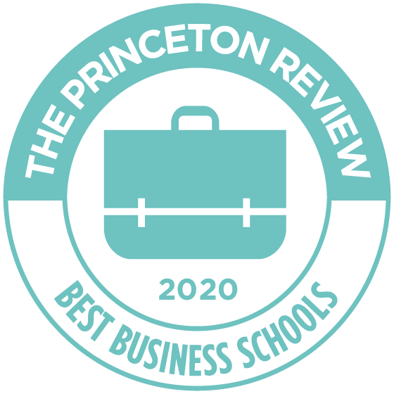 Princeton Review, Best Business School 2020
