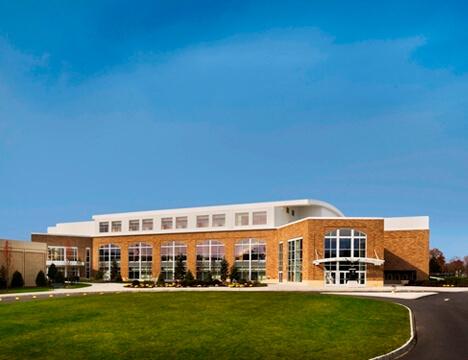 OceanFirst Bank Center Exterior