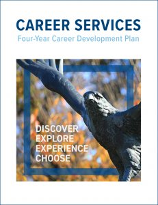 Career Services Four Year Plan