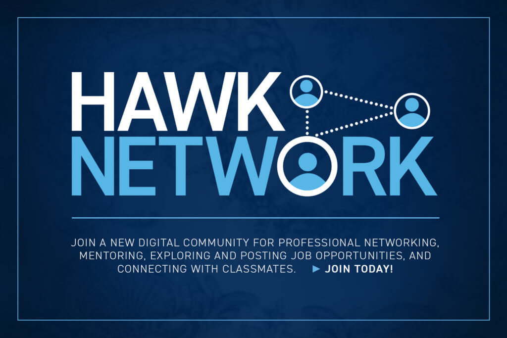 Logo for Hawk Network: Click image to access the Hawk Network site