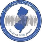 Photo image of State of NJ Civil Service Commission Seal