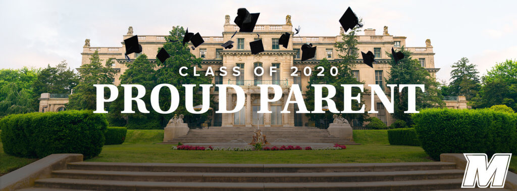 MU 2020 Facebook, Twitter, and LinkedIn Cover Photo for Proud Parent: The Great Hall