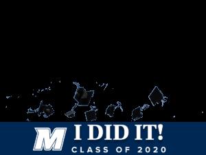 MU Facebook Profile Picture Frames: I Did It! Class of 2020