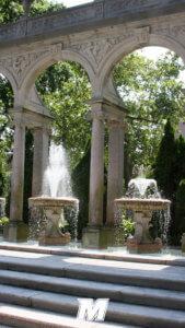 MU Desktop or Mobile Wallpapers: Fountains in the Versailles garden