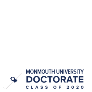 MU Facebook Profile Picture Frames: Doctorate Class of 2020 Clear with Diploma