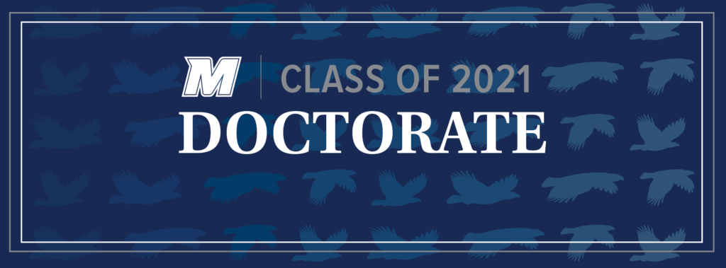 Click for Class of 2021 Doctorate image