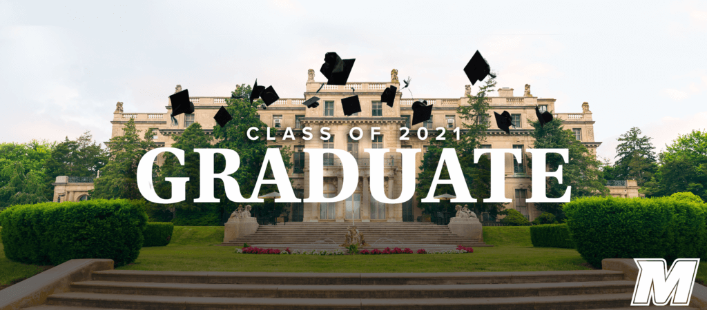 Click for Class of 2021 Graduate Great Hall image