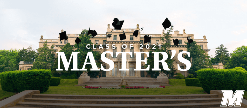 Click for Class of 2021 Masters Great Hall image