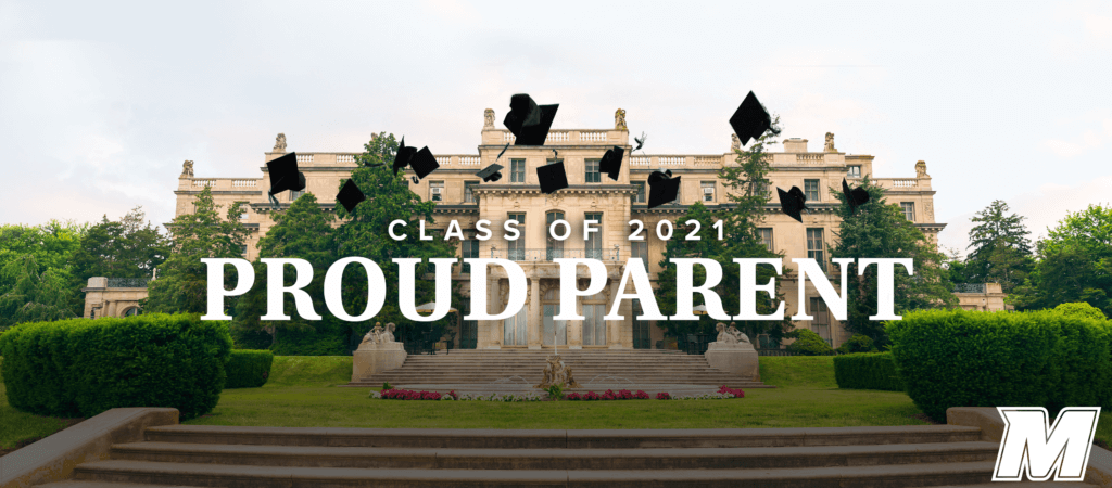 Click for Class of 2021 Proud Parent Great Hall image