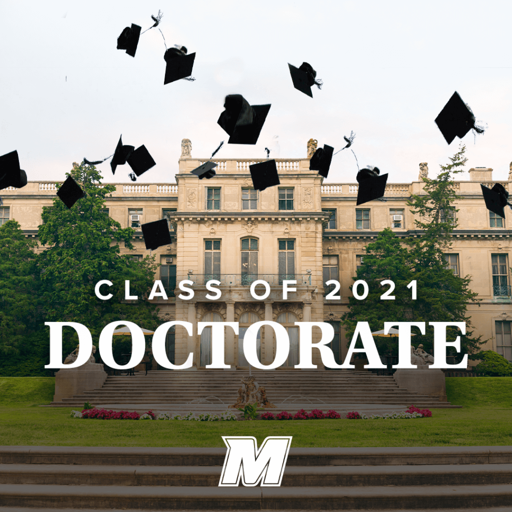 Click for Class of 2021 Doctorate larger Great Hall image