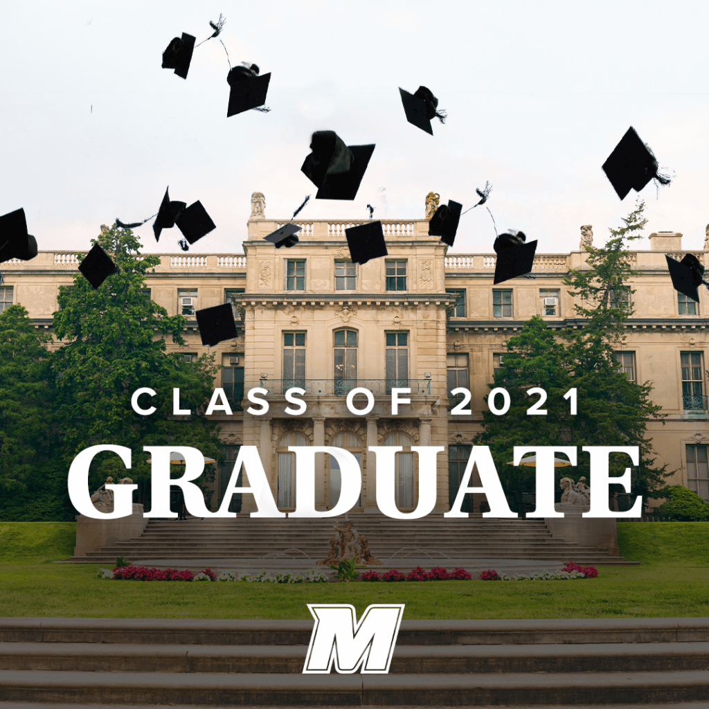 Click for Class of 2021 Graduate larger Great Hall image