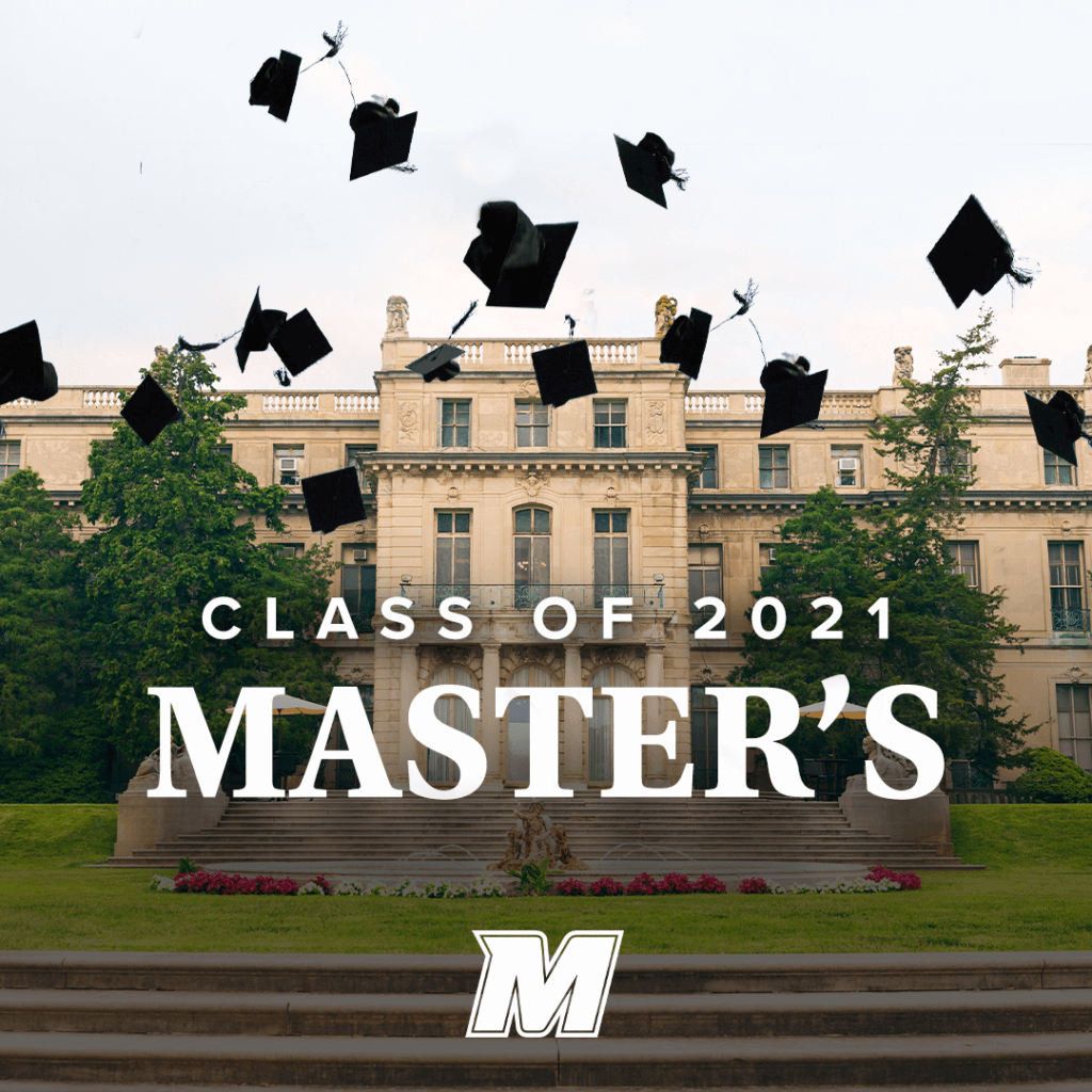 Click for Class of 2021 Masters larger Great Hall image