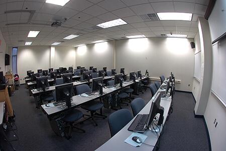 Bey Hall Computer Lab