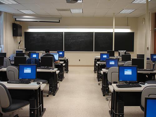 Howard Hall Computer Lab