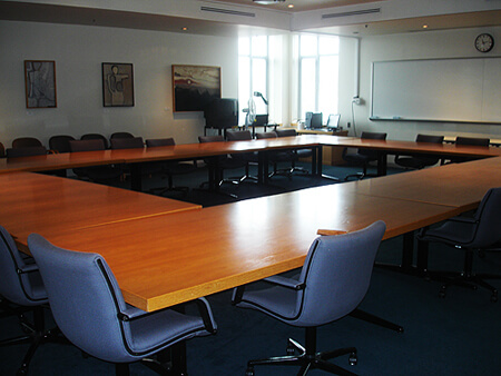 Turrell Board Room