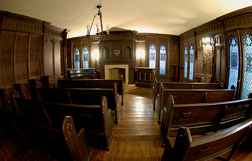 Walt Withey Chapel