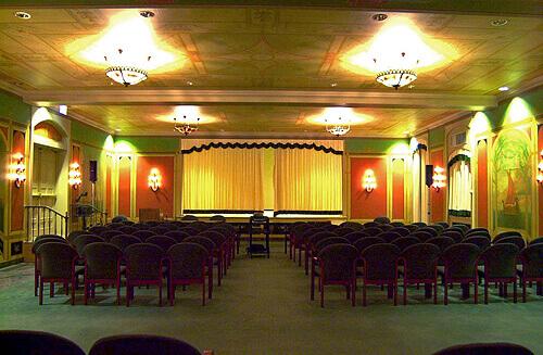 The Great Hall Auditorium