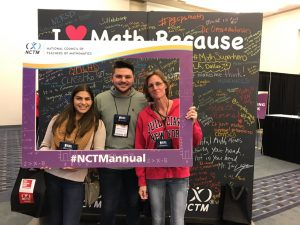 Click to View National Council of Teachers of Mathematics Conference Photo 4