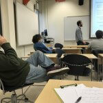 Click to view Assistant Professor Dave Darmon presents Math & Cookies