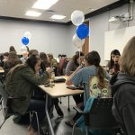 Class of 2019 Senior Brunch at the Math Department - Photo 6
