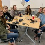 Class of 2019 Senior Brunch at the Math Department - Photo 2