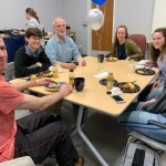 Class of 2019 Senior Brunch at the Math Department - Photo 4