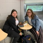 Class of 2019 Senior Brunch at the Math Department - Photo 5