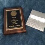 Photo of Senior Award Plaque - 1