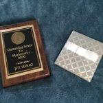 Photo of Senior Award Plaque - 5