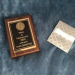 Photo of Senior Award Plaque - 2