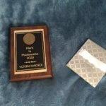 Photo of Senior Award Plaque - 3