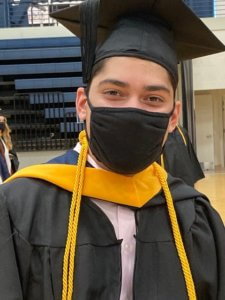 Photo of MU Math Graduate (unnamed) - 3