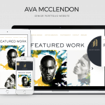 Click to view Student: Ava McClendon - Course: Web & Interactive II