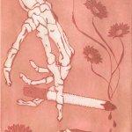 Click to view Student: Bridget Bourke-Course: Print Intaglio Relief