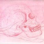 Click to view Student: Arianna Labetti-Course: Print Intaglio Relief