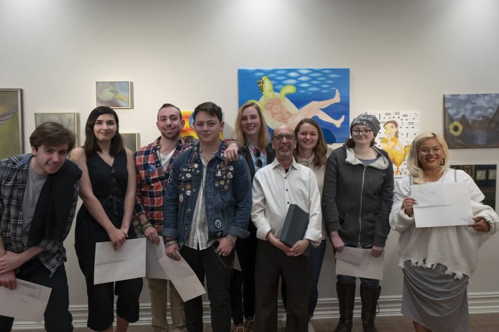 2019 Art and Design Student Awards