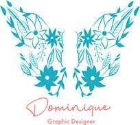 2020 Senior Show: Click to view graphic design by Dominique Sapio
