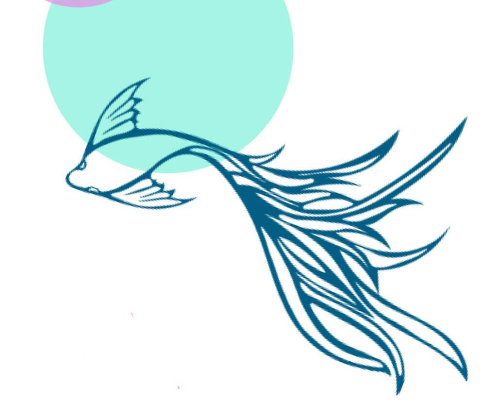2020 Senior Show: Click to view graphic design by Jilliene Martin