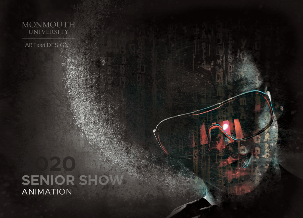 Click image to view the 2020 Senior Show for Animation online
