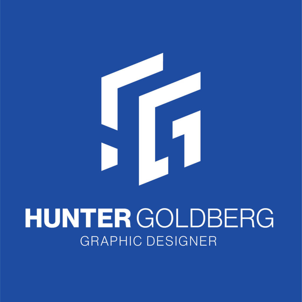 Click or tap to view works by Hunter Goldberg